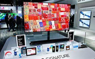 LG Signature, Akıllı Ev Çözümlerinde Ultra Premium Ürünlerin Yolunu Açıyor