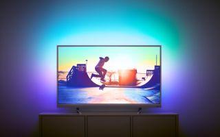 Philips Tv'nin Yeni Serisindeki Black Star; Şık, İnce ve Düz Hatlarıyla Öne Çıkıyor!