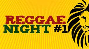 %100 MUSIC: REGGAE NIGHT Vol.1