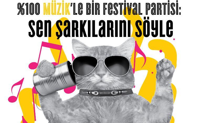 %100 Müzik'le Bir Festival Partisi: