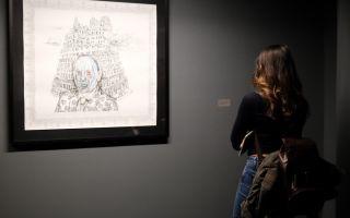 'Çizim Bugün' Sergisi O'Art'ta Sanatseverlerle Buluşuyor