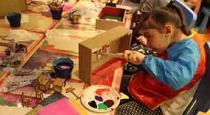 7 - 10 Yaş Hayallerle Dolu Küçük Ev