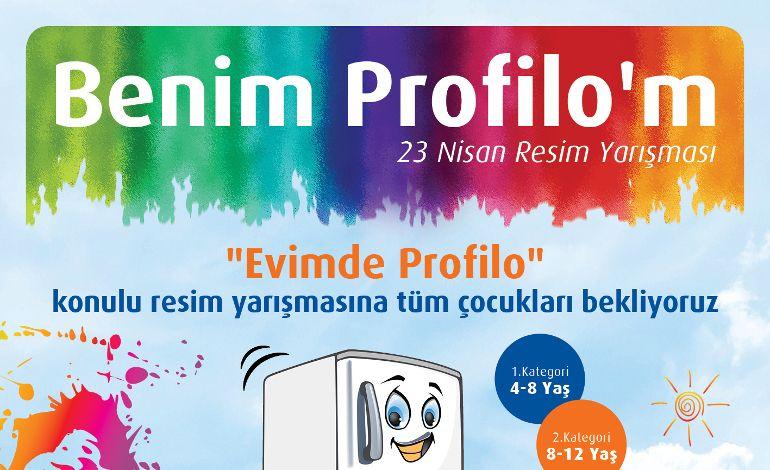 'Benim Profilo'm 23 Nisan Resim Yarışması'na Başvurular Başlıyor