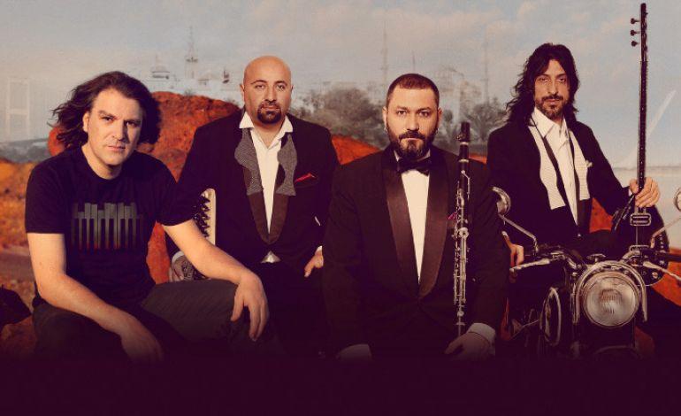 Dorantes & Taksim Trio: