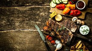EKS Mutfak - BBQ Etler ve Pişirme T