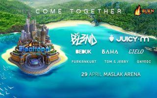 Electropol Festival Istanbul 2017