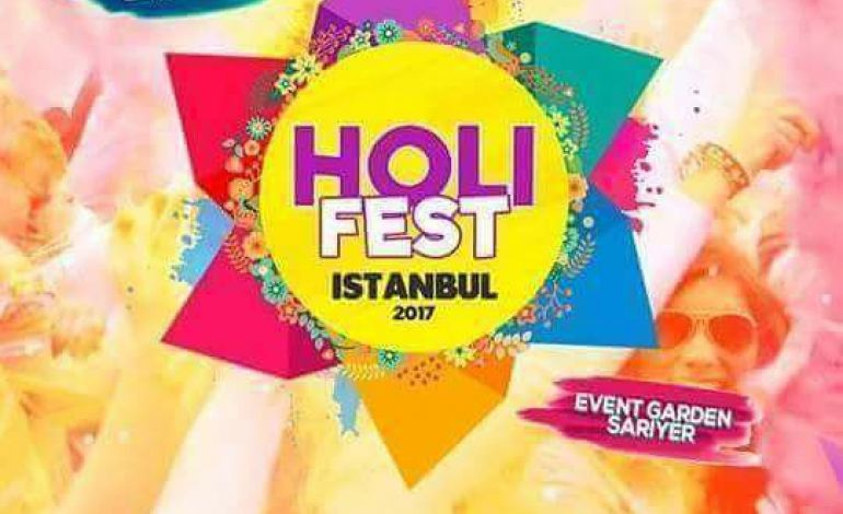 HoliFest İstanbul'17 - 1. Gün