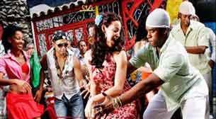 Küba Salsa Gecesi