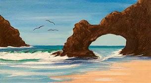 Masterpiece - Etretat Kayalıkları