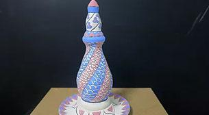 Masterpiece Handmade - Çini Vazo