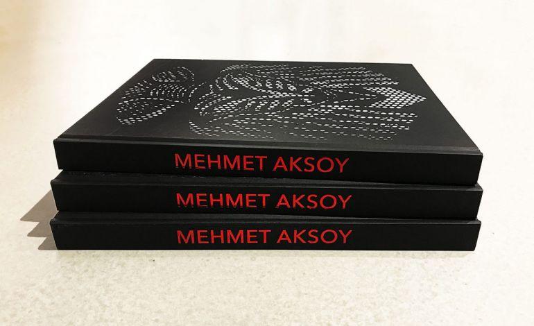 Mehmet Aksoy Yeni Kitabı ile Anna Laudel Contemporary'de