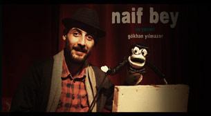 Naif Bey ve Yaveri Gökhan Yılmazer