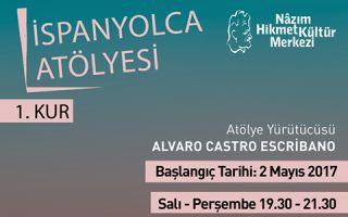 Nazım Hikmet Kültür Merkezi'nde İspanyolca Kursu Başlıyor