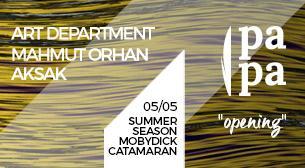 Papa Catamaran Opening