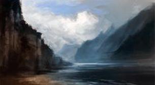 Resim - Kayalıklar