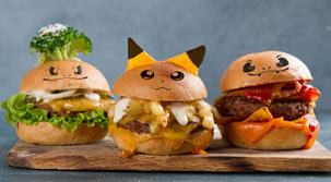 USLA-Minik Şeflerle Hamburger