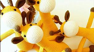 Zürafa Amigurumi Workshop
