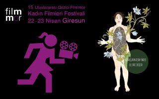 15. Uluslararası Gezici Filmmor Kadın Filmleri Festivali 22-23 Nisan'da Giresun'da