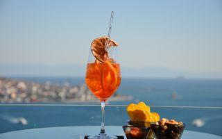 Conrad İstanbul Bosphorus Summit Bar&Terrace'da Eğlence Bitmiyor
