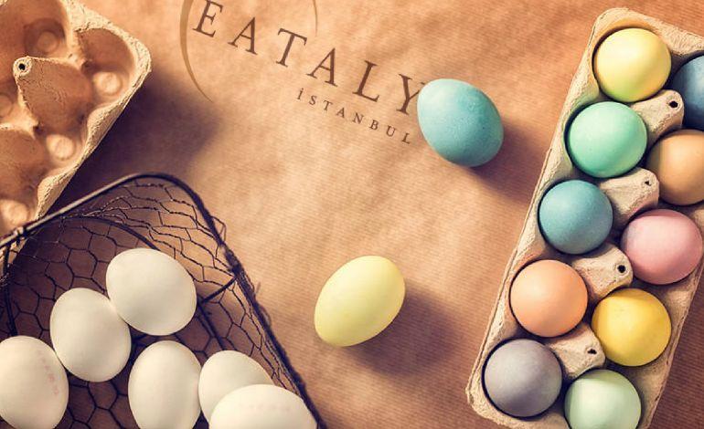 Eataly'de Paskalya Zamanı