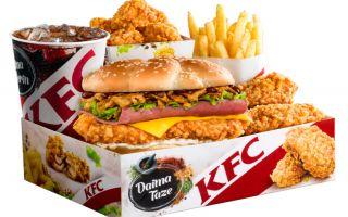 Kentucky Burger'i Deneyen Bir Daha Vazgeçemeyecek