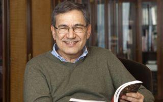 Orhan Pamuk'a Macaristan'dan Büyük Ödül