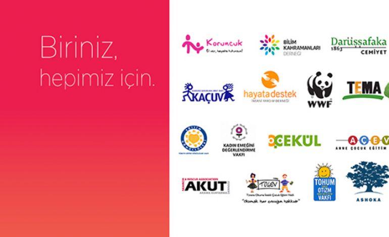 Sosyal Bağış Hareketi Koruncuk Vakfı ile başlıyor!