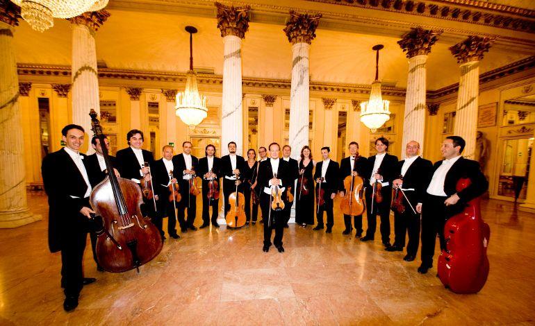 Ünlü Orkestra Cameristi Della Scala Türk Müzisyenlerle