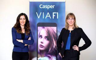 Casper Via F1 ile İçindeki Fotoğrafçıyı Özgür Bırak
