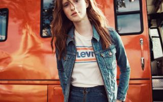 Levi's® Orange Tab Serisi, İlkbahar/Yaz 2017 Koleksiyonu İçin Geri Döndü
