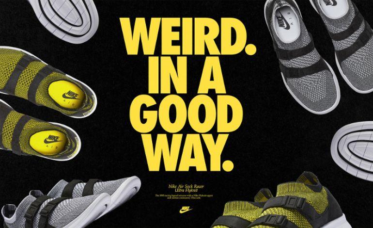 Nike Air Sock Racer 31 Yıl Sonra Hala Sıra Dışı
