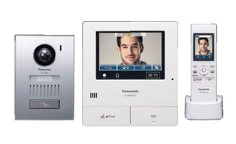 Panasonic IP Tabanlı Videolu İnterkom Sistemini Duyurdu