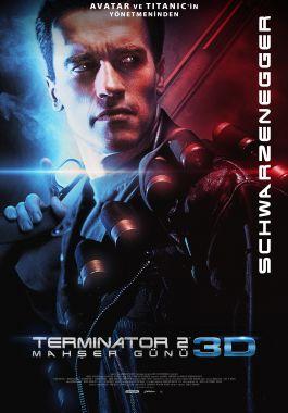 Terminator 2: Mahşer Günü 3D