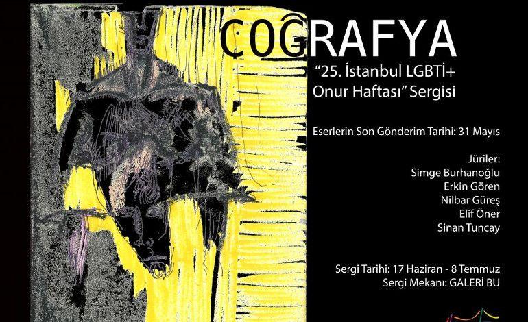 25. İstanbul LGBTİ+ Onur Haftası Sergisi İçin Sanatçılara Katılım Çağrısı