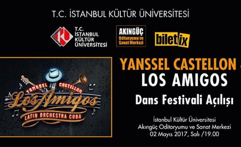 Dans Festivali Açılış Yansell
