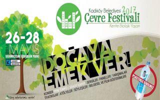 Kadıköy Çevre Festivali 'Doğaya Emek Ver