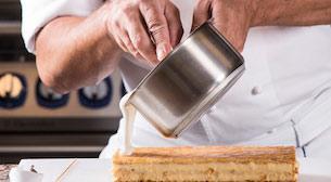 Fransız Pastacılığı (Kestaneli Mous