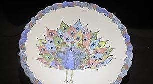 Masterpiece Handmade - Çini Tabak
