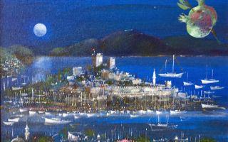 Mustafa Pilavneli'nin Dünyası Sergisi 24 Mayıs Galeri Fe'de Açılıyor
