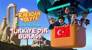Rafadan Tayfa -Türkiye'dir Burası