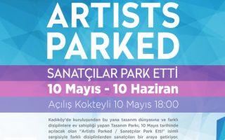 Tasarım Parkı 7.Yılında Sanatçıları Ağırlıyor