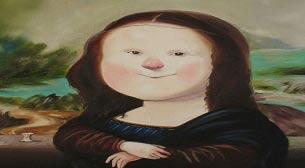 Yağlı Boya Workshop Mona Lisa