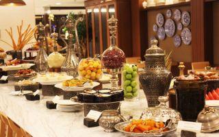 İstanbul Marriott Hotel Şişli'den Ramazan'a Özel Seçenekler