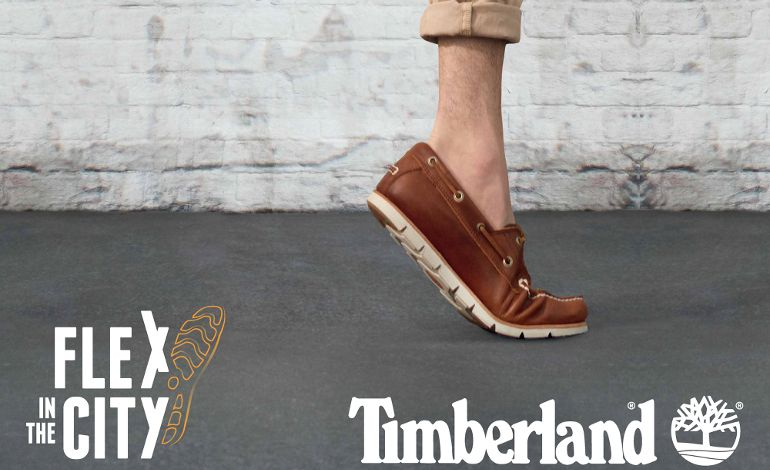 Timberland ile New York Şansı Ayağınıza Gelsin!
