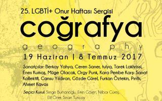 25. İstanbul LGBTİ+ Onur Haftası Sergisi: COĞRAFYA