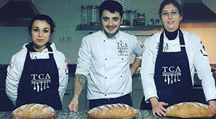 5 Haftada Artisan Ekmekçilik