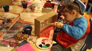9 - 12 Yaş Hayallerle Dolu Küçük Ev
