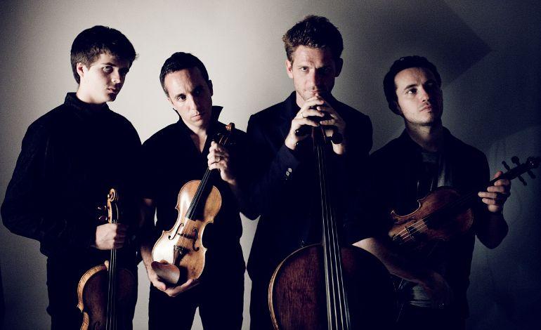 Ebène Quartet & Matthias Goerne