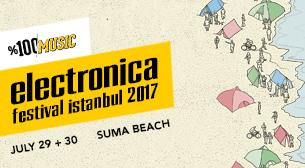 Electronica Festival İstanbul 2017