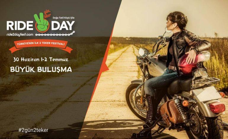 Ride2day Festival - Kombine